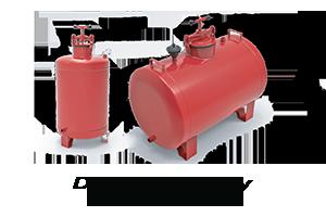 Gübre Tankı, damla sulama sistemleri 'nde çok kullanılırlar. Gübre tankları doğrudan damla sulama filtresine bağlanmaktadır. Gübre tankı büyüklüğü tarla büyüklüğüne göre seçilir. Genelde 10 dekara kadar 100Lt. gübre tankı kullanılır.