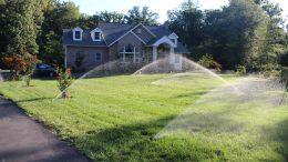Otomatik sulama sistemi, peyzaj alanlarının pop-up olarak bilinen yerden çıkmalı springlerle (fıskiyelerle) veya damla sulama sistemiyle otomatik sulanmasıdır