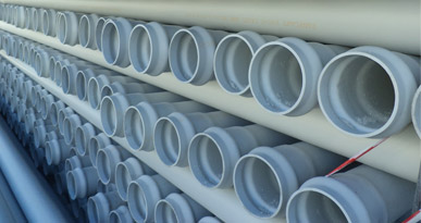 PVC Temiz Su Borusu