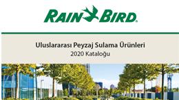 Rain Bird 2020 Peyzaj Sulama Ürünleri Kataloğu
