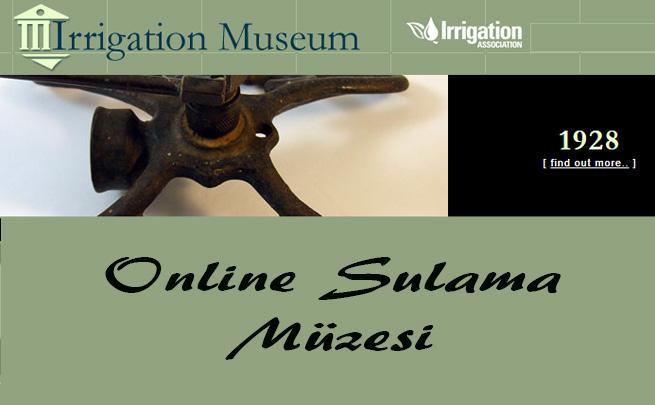 Online Sulama Müzesi