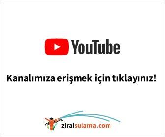 Zirai Sulama Youtube Kanalı
